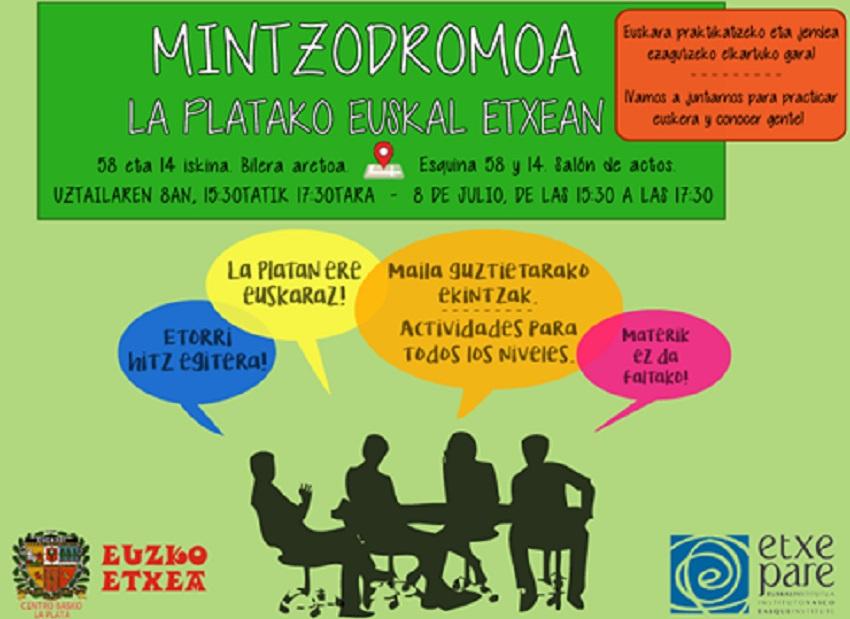 Mintzodromoa La Platan