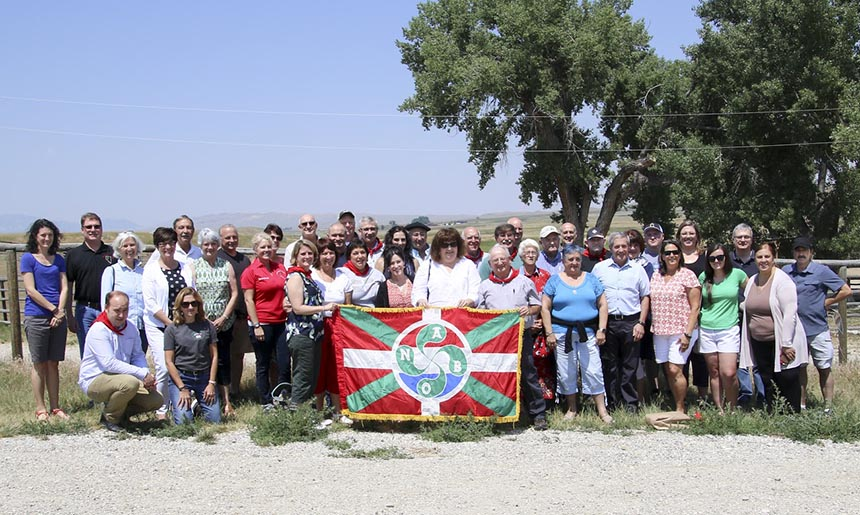NABO Delegates and guests at NABO's summer meeting held in Buffalo, Wyoming (photoLisaCorcostegui)