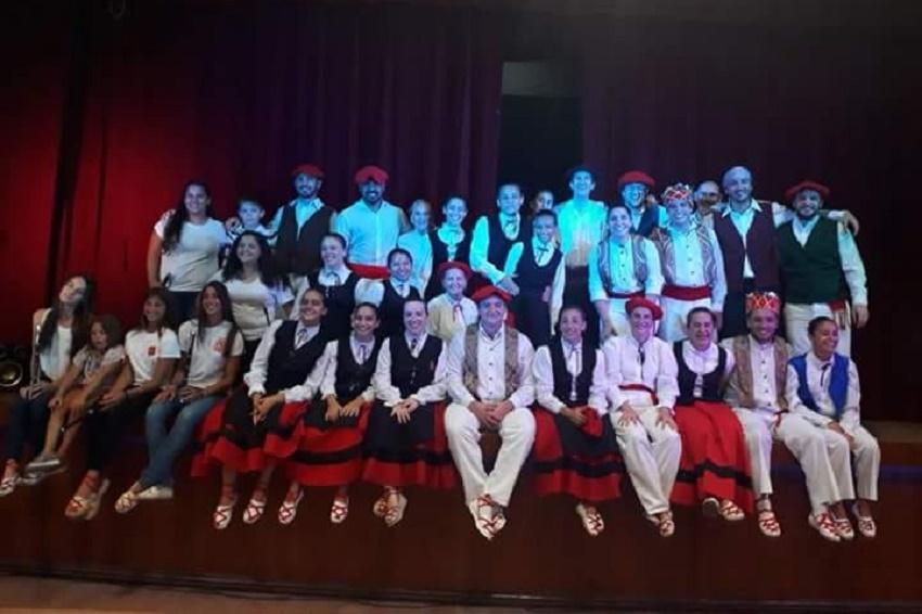 Nafar dantzariak Rosarion