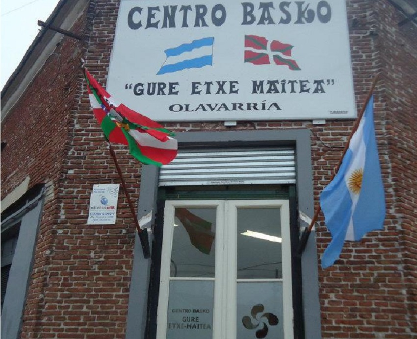 Olavarriako Gure Etxe Maitea