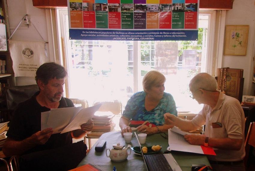 Ciclo de charlas sobre cultura vasca en Quilmes