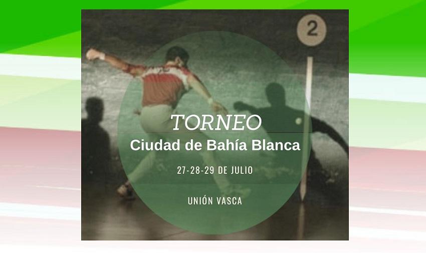 """Torneo de Pelota Paleta """"Ciudad de Bahía Blanca"""""""