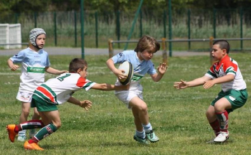 'Aviron Bayonnais' Rugby Eskola