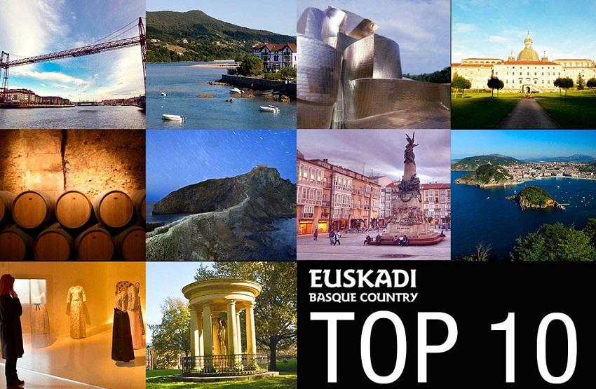 Viaje grupal a Euskal Herria
