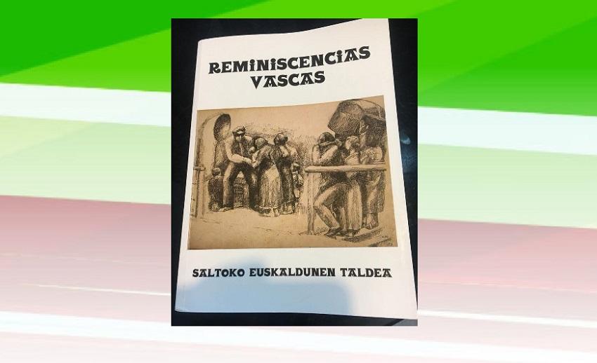 'Reminiscencias Vascas' liburua