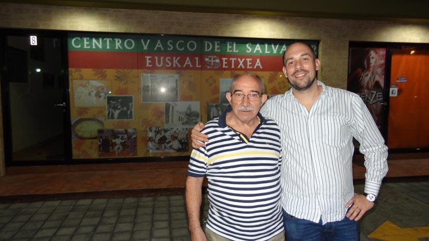 Iñaki y Xabier Mirandona