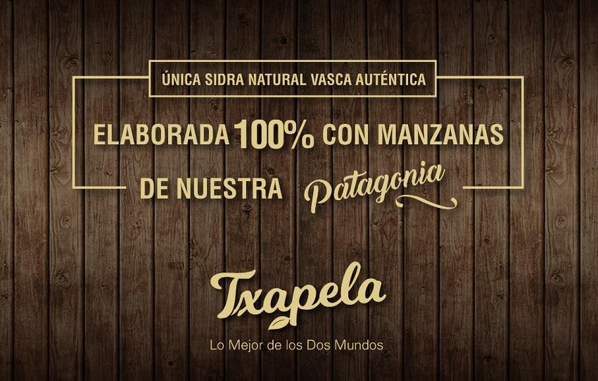 'Txapela' euskal-argentinar sagardo naturala