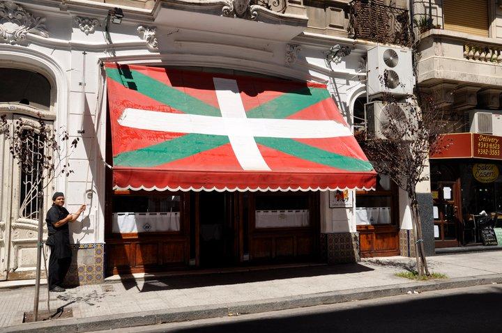 Taberna Baska restaurant