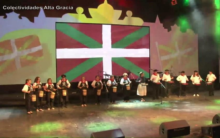 Tamborreros de Villa María en el 'Todo el Mundo en Alta Gracia' 2019
