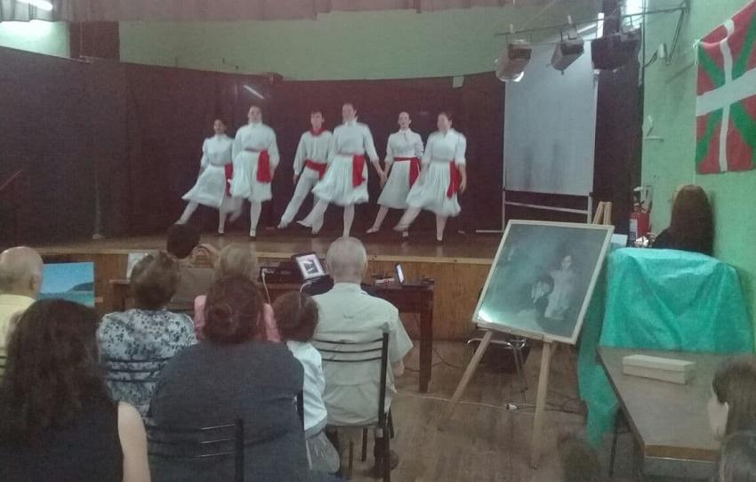 Primer Encuentro Vasco en Venado Tuerto