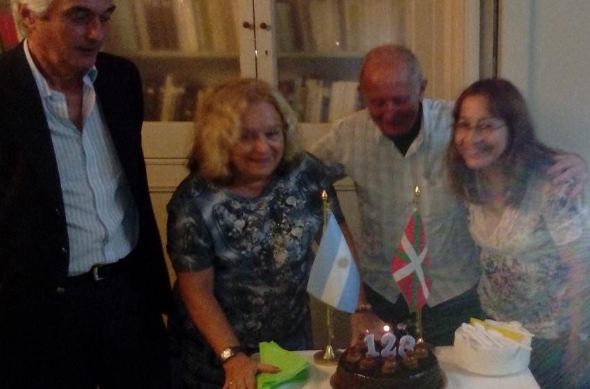 123º aniversario del Centro Vasco Francés-Iparraldeko Euskal Etxea (foto Norma Ríos)