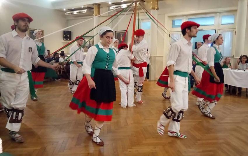 Basque dances