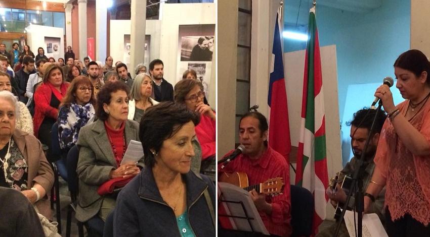 Publikoa eta musika Valparaisoko ekitaldietan