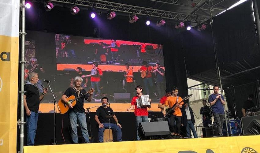 Argentinan egindako euskal folka (I)