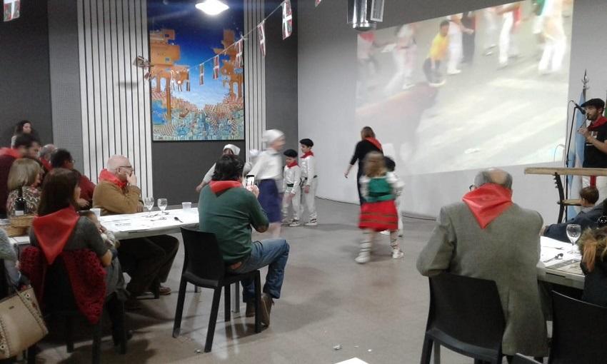 Mendozako San Fermin festa