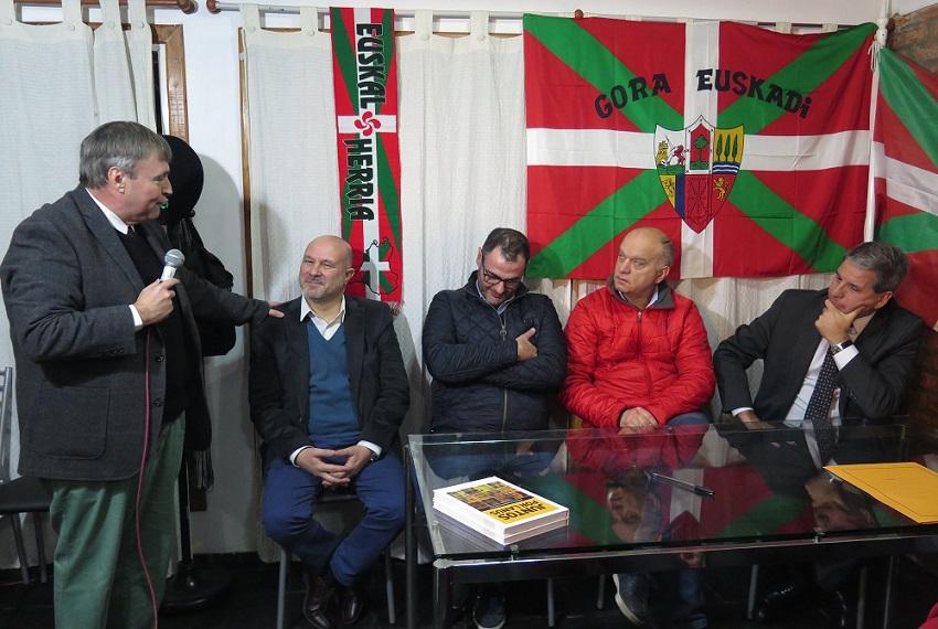 Inauguración de las nuevas aulas del Instituto Escuola Euskal Herria