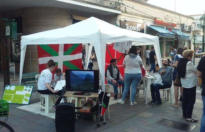 Ibai Txori Basque Club in Concepcion Uruguay