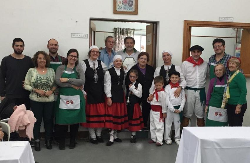 Santa Rosako Zelaiko Euskal Etxea