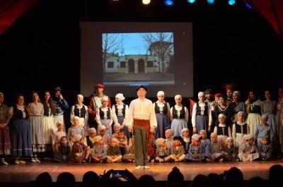 Día de la Diáspora Vasca el pasado sábado en la localidad argentina de Chascomús