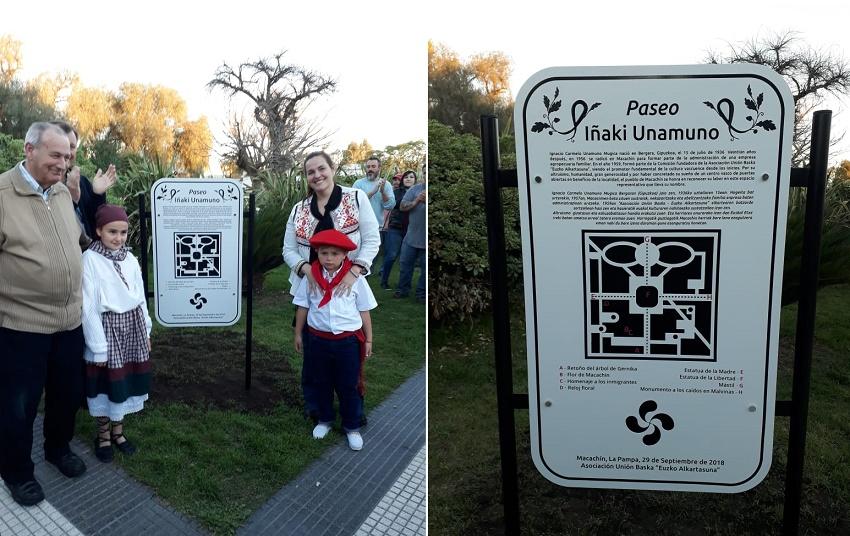 Paseo 'Iñaki Unamuno'