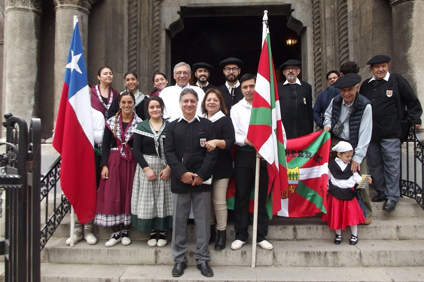 Día de San Miguel en Santiago