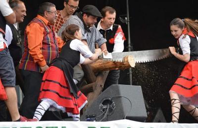 Barilocheko Europar-Argentinar Gizataldeen 39º Jaialdia
