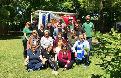 First camp for members of club boards of directors and future ones in Uruguay