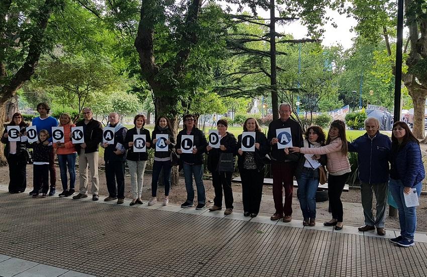 Euskera Day 2018 in Mar del Plata