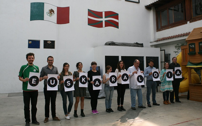 Mexikoko Euskal Etxea (I)