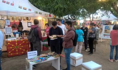 Askatasunaren Bidea en la 'Noche de Libros' de San Miguel