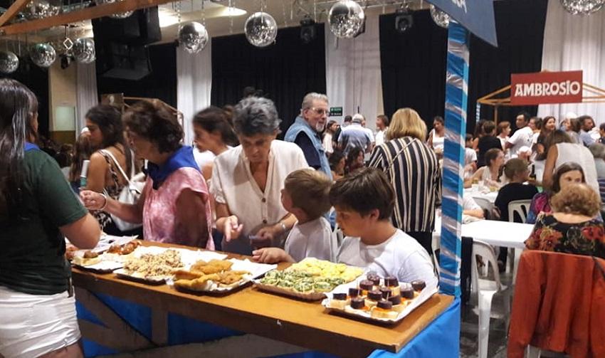 2019 San Sebastian Eguna Festivities in Necochea