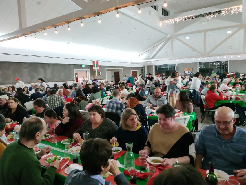 Fiesta anual del Basque Dinner Dance de SLC