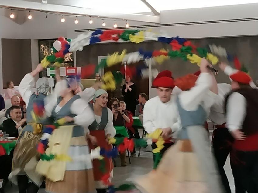 By the Utah-ko Triskalariak Basque dance group