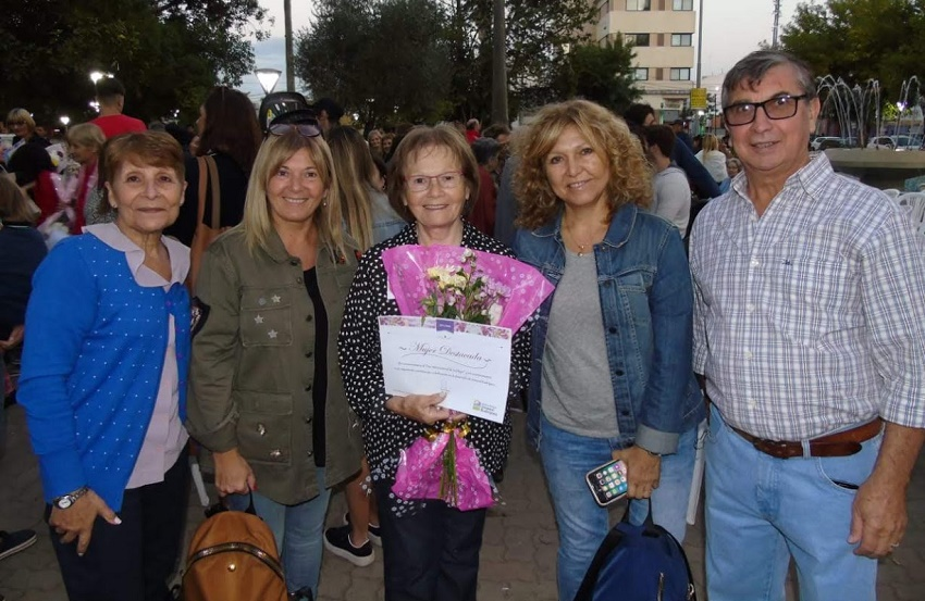 International Women's Day Festivities in Gral. Rodriguez