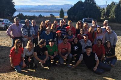 Reflection Workshop organized by FEVA in Bariloche
