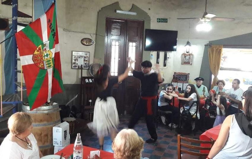 Aberri Eguna 2019 in Cordoba, Argentina