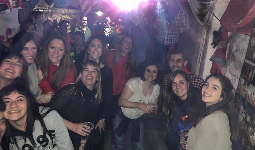 Sanfermines 2019 en el Denak Bat de Mendoza