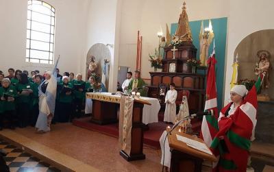 2019 San Fermin Mass in Tandil