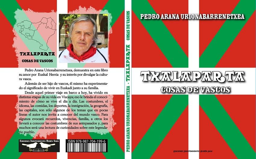 Tapa del libro 'Txalaparta: cosa de vascos'
