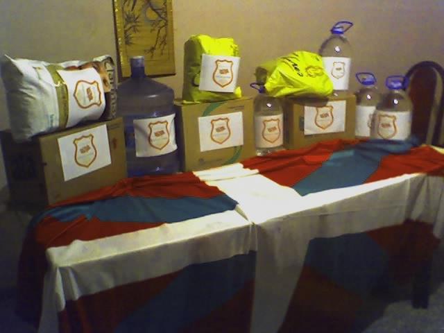 San Juango Eusko Etxekoen alkartasuna, Argentinan