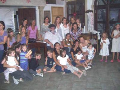 Olentzero Chascomus 2010