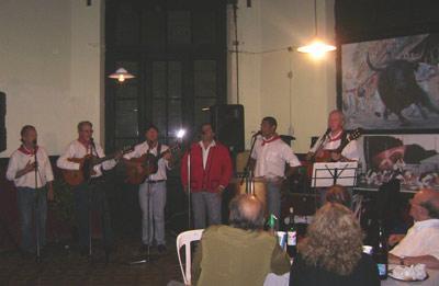Peña Amigos de los Vascos 2012