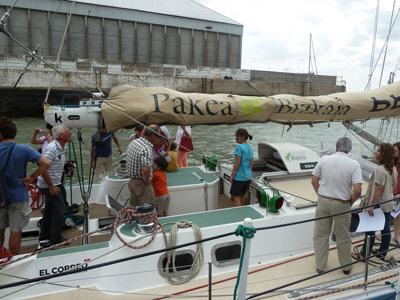 Pakea Bizkaia Bahia Blanca 2012 - Portuan