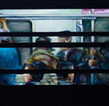 Gorka Larrañagaren erakusketa Txileko Santiagon