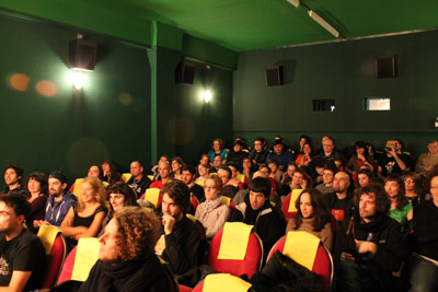 Berlin Euskal Zinemaldia 2012 - Ikusleak