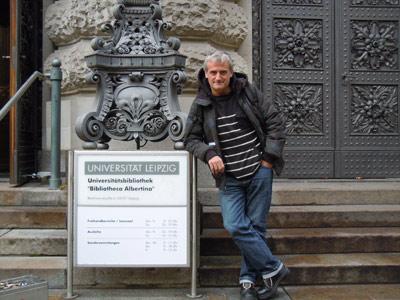 Berlin Euskal Zinemaldia 2012 - Asier Altuna