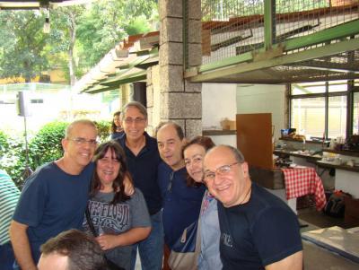 Giro bikaina izan zen Caracaseko Eusko Etxeko San Antolin jaian (argazkia CaracasEE)