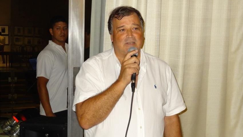 Euskal Etxeko lehendakaria, Txema Bruno Lacarra