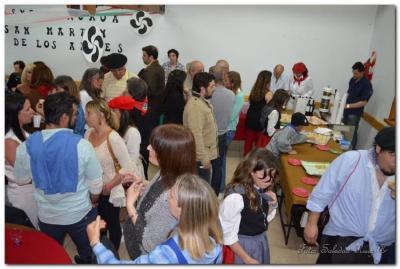 Presentación del centro vasco Euskal Txokoa