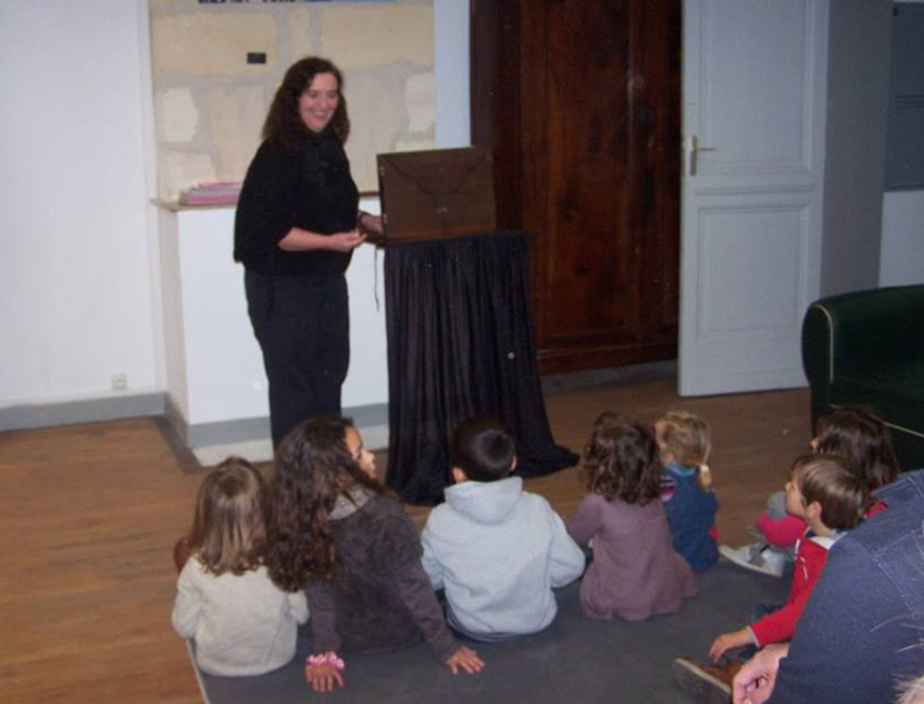 Puppet Show for children in Bordeaux